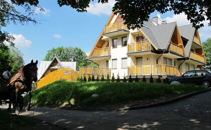 Apartament Sarnie Skałki - Zakopane