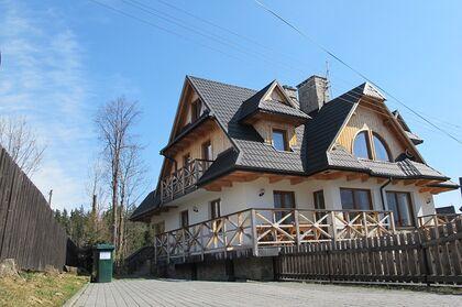 dom Sywarne 1 - Kościelisko, Sywarne