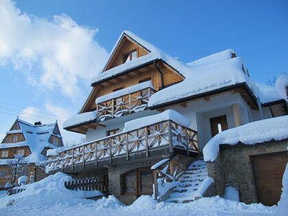 dom Sywarne Kościelisko