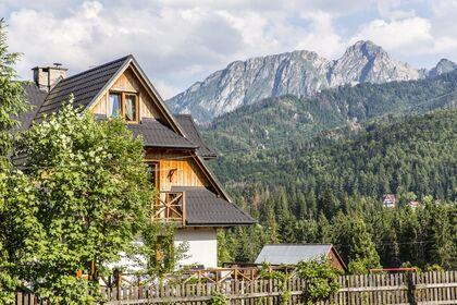 house Sywarne Kościelisko