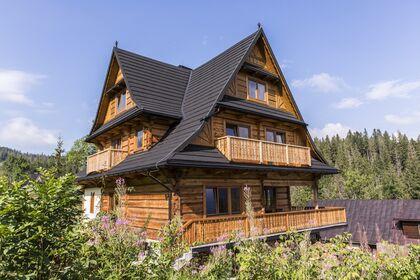 apartament Widokowa Chata 1 Kościelisko