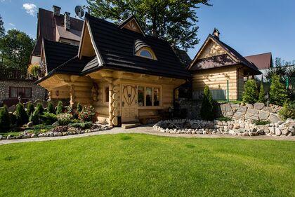 dom Przy Potoku Zakopane