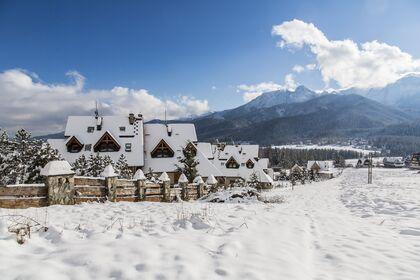 dom Mountain Premium  1 Kościelisko