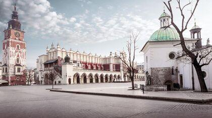 apartament Świętego Filipa Kraków