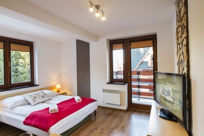 apartment Przy Dolinach E11 Kościelisko