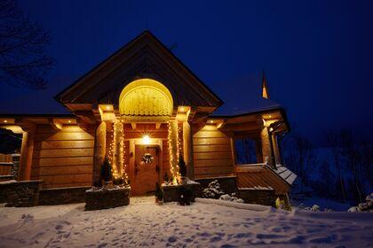 house Forest Prestige House Bukowina Tatrzańska
