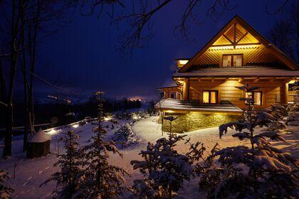 dom Forest Prestige House Bukowina Tatrzańska