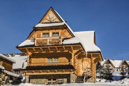 house Bright House Kościelisko