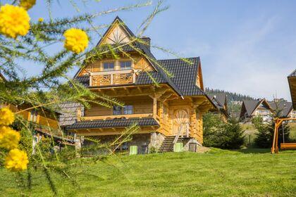 dom Bright House Kościelisko