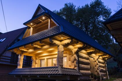 dom Z Bali 1 Zakopane