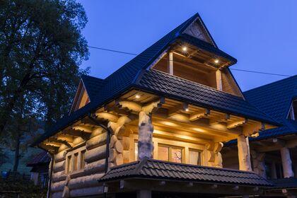 dom Z bali 2 Zakopane