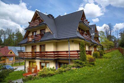 apartment Skocznia 7 Zakopane