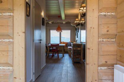 apartament 1050 West 1 Kościelisko Wejście do apartamentu.