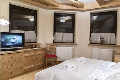 apartment Sauna Fun Private Kościelisko