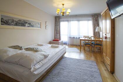 apartment Zamoyskiego Centrum Zakopane