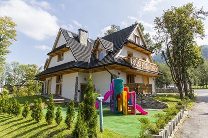 apartament Przy Dolinach B12 Kościelisko