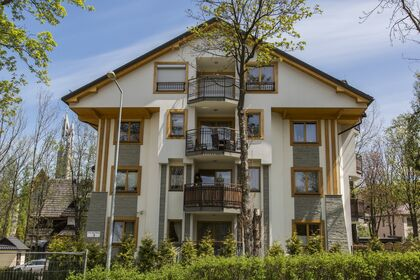 apartment Tuwima 19 Zakopane