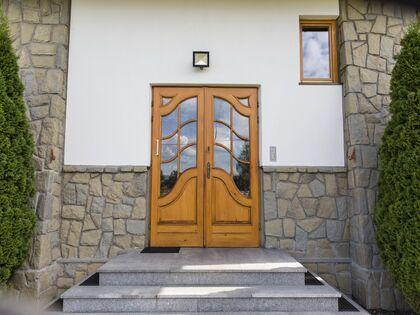 apartament Białka Garden 3 Białka Tatrzańska Wejście do budynku.