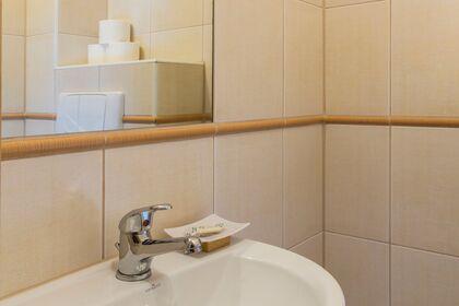 apartament Białka Garden 3 Białka Tatrzańska Dodatkowa toaleta na parterze.