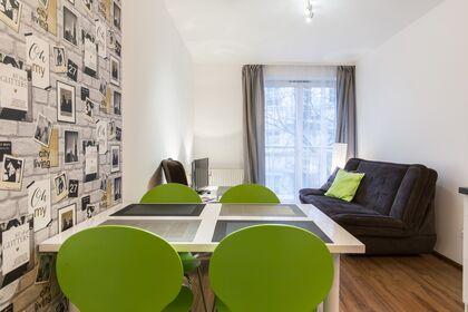 apartament Bohaterów Getta 17 Kraków