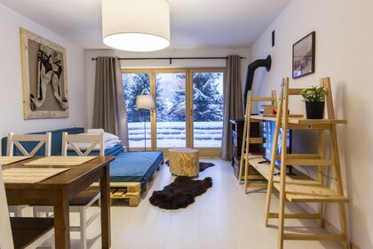 apartament Szymoszkowa Ski A Kościelisko