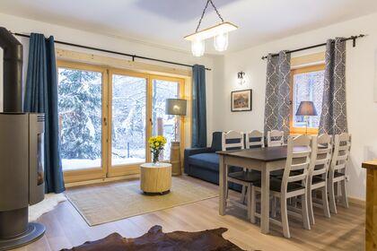 apartament Szymoszkowa Ski D Zakopane