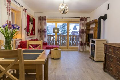 apartament Szymoszkowa Ski C Zakopane