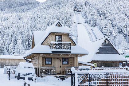 dom Skocznia Zakopane