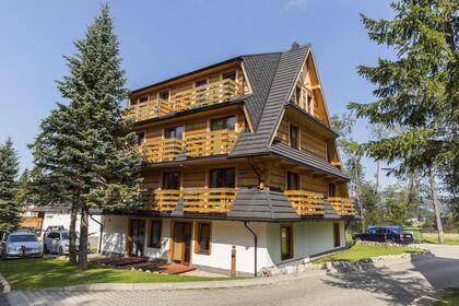 apartment Przy Dolinach D8 Kościelisko