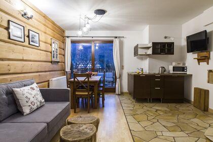 apartment Regionalny z tarasem Kościelisko