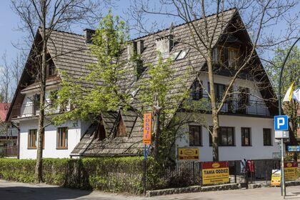 apartament Zamoyskiego 2 Zakopane