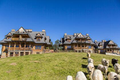 dom Hillside Bukowina Tatrzańska