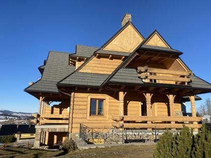 dom Hillside Gliczarów Górny
