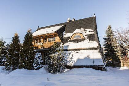 house Z Ogrodem Zakopane