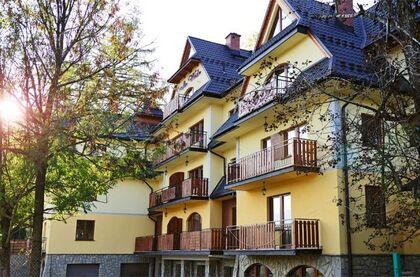apartment Bajkowy 3 Zakopane