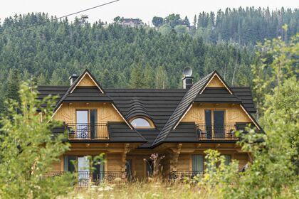dom Szymoszkowa Widok 2 Zakopane