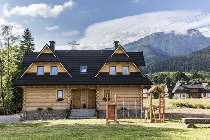 dom Szymoszkowa Widok 1 Zakopane