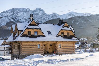 house Szymoszkowa Widok 1 Zakopane