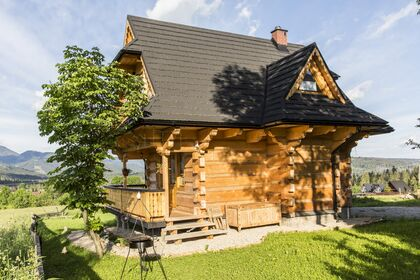 dom Liliowa Chata Kościelisko