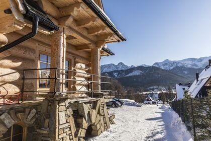 house Villa Sywarne Prestige Kościelisko
