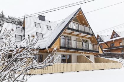 apartament Alpejski SPA 6 Kościelisko