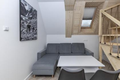 apartament Alpejski SPA 5 Kościelisko