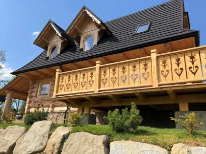 dom Słoneczna Willa Kościelisko