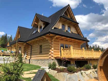 dom Ostoja Spokoju Kościelisko