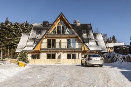 Kompleks Apartamenty Alpejskie SPA Kościelisko
