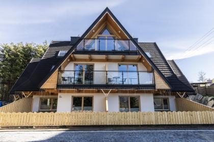 Kompleks Apartamenty Alpejski SPA Kościelisko