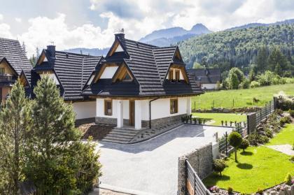 Kompleks Domy Na Małej Łące Kościelisko