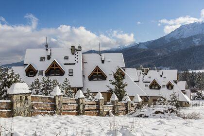 Complex Domy Mountain Premium Kościelisko