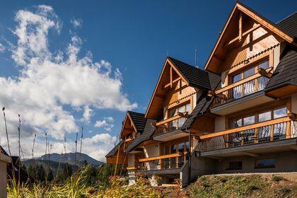 Kompleks Domy Mountain Premium Kościelisko