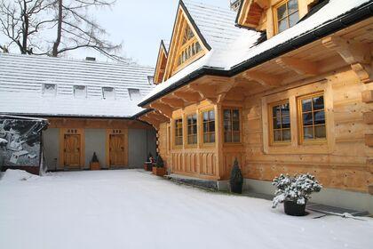 Complex Apartamenty Folk Zakopane